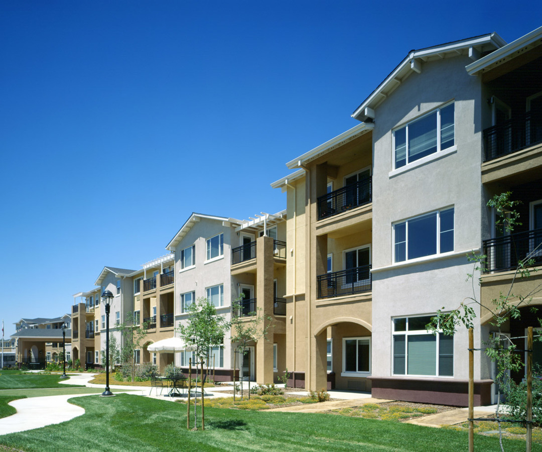 Charmant Livermore Independent Living Apartments Phase I